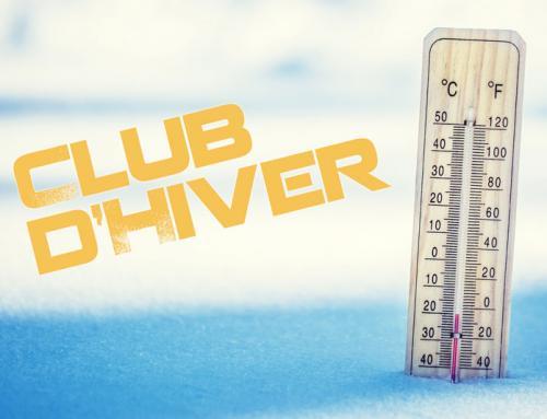 Winter dive club